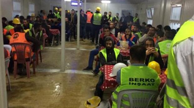 İstanbul Havalimanı'ndaki iş cinayetinin ardından 300 işçi iş bıraktı