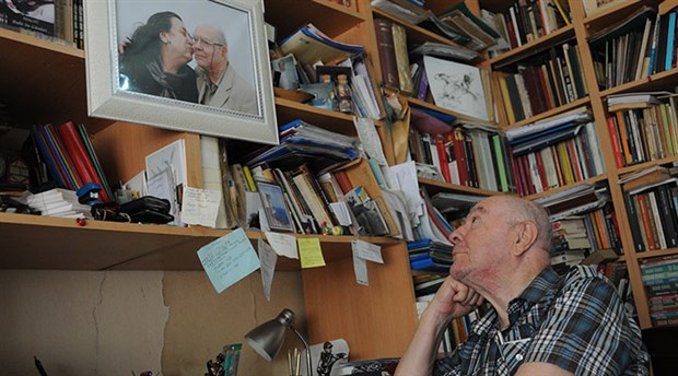 İstanbul Kitap Fuarı'nın Onur Yazarı Adnan Özyalçıner: Yalnızca sevgidir bizi yaşatacak olan