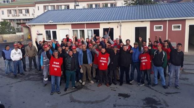 Maltepe Belediyesi, işçilerin taleplerini kabul etti