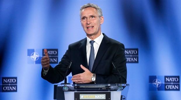 Stoltenberg: Ukrayna NATO'ya katılacak