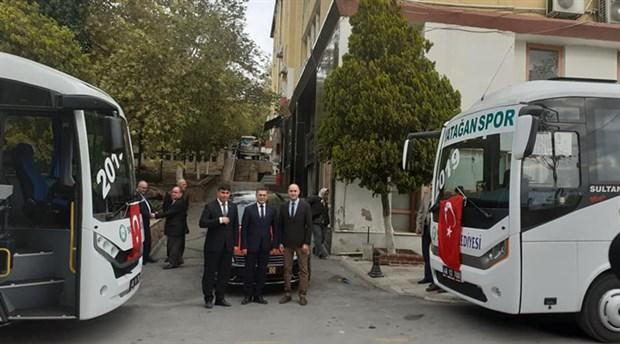 Termik santral işletmecisinden AKP'li belediyeye 'minibüs' hediyesi