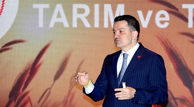 Bakan Pakdemirli: Tarımsal destek ödemeleri bu akşam itibari ile başlayacak