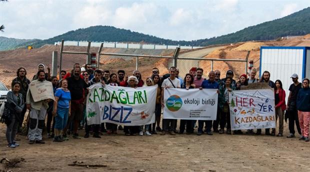 Kazdağları'nda Çamyurt Altın Madeni Projesi de iptal edildi