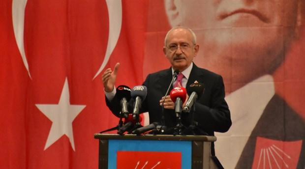 Kılıçdaroğlu: 1925'te yumurta satılarak fabrika kuruldu, bugün tank-palet fabrikası satılıyor