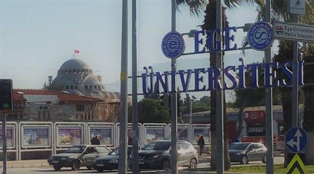 Ege Üniversitesi kampüsünde inşaat işçisi cansız bulundu