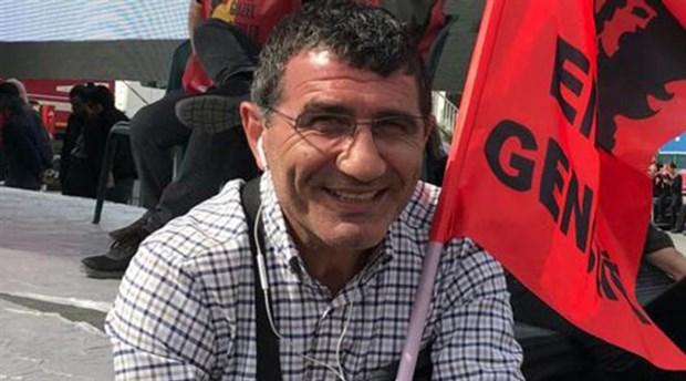 EMEP MYK üyesi, gazeteci Metin İlgün yaşamını yitirdi