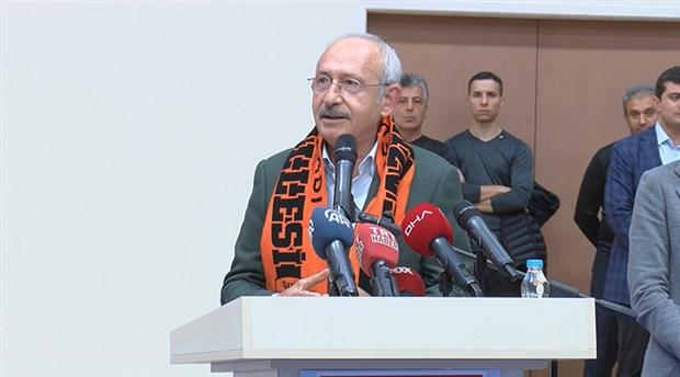 Kılıçdaroğlu: Cumhuriyeti demokrasiyle taçlandıracağız
