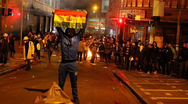 Bolivya Devlet Başkanı Morales tekrar seçim yapılması kararı aldı