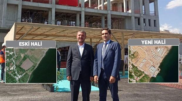 Erdoğan, Ahlat Köşkü'nü arkadaşına yaptırıyor