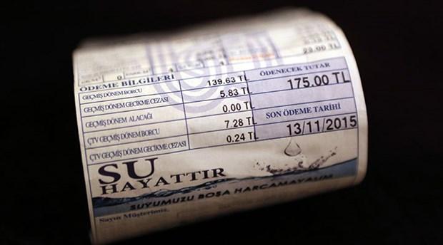 İstanbul'da suya yüzde 20 zam