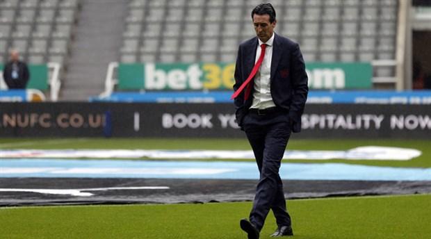 Arsenal yönetiminden Emery'e tam destek