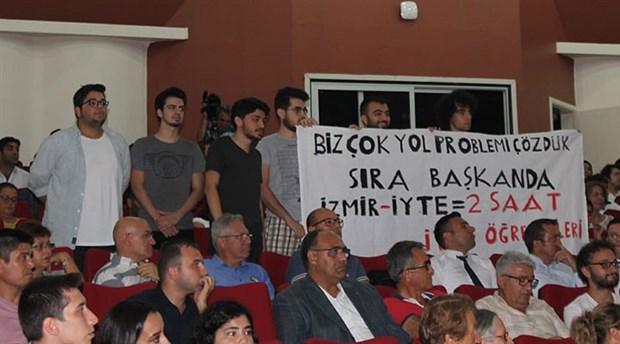 İzmir'de yönetimler değişiyor, İzmir Yüksek Teknoloji Enstitüsü'nün ulaşım sorunu çözülmüyor