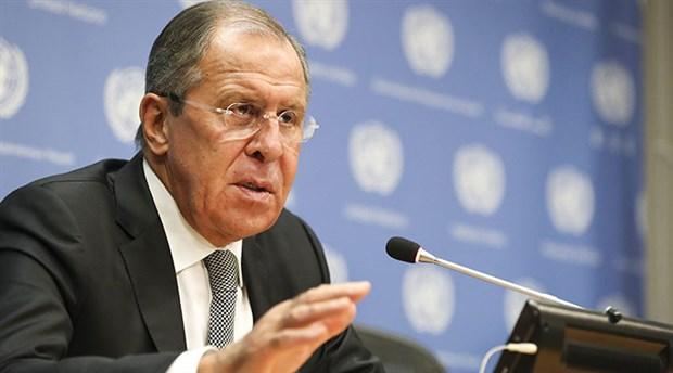Lavrov: Türkiye PYD'yi istemiyor ama çözüm masasında tüm kilit oyuncular bulunmalı