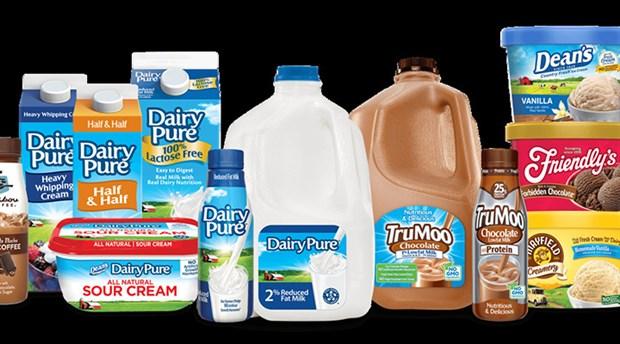 ABD'nin en büyük süt üreticisi Dean Foods iflas etti