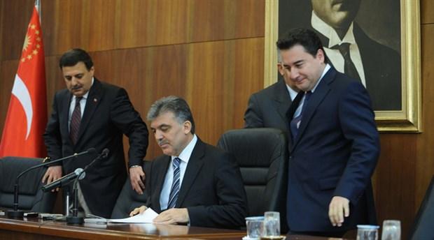 'Abdullah Gül, Babacan'ın partisinde yer almayacak, dışarıdan destek verecek'