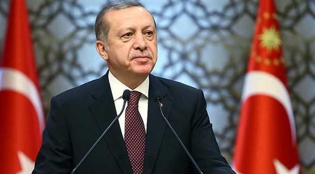Erdoğan: Kıbrıs'ta çözüm için sergilenen çabalar maalesef Güney'de karşılık bulmadı