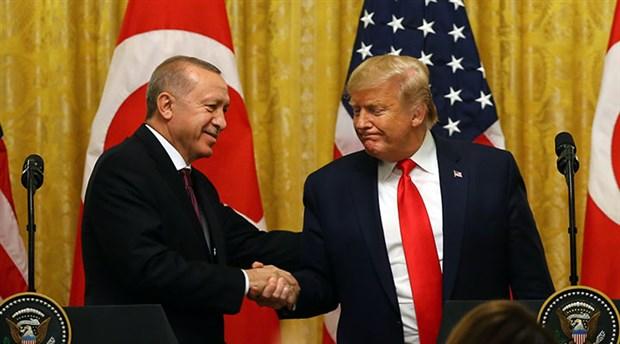 Erdoğan: Güvenli bölgeyi halledelim dedik, Trump buna yanaştı