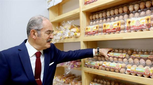 Eskişehir Büyükşehir Belediyesi 'Halk Yumurta' uygulamasına başlıyor