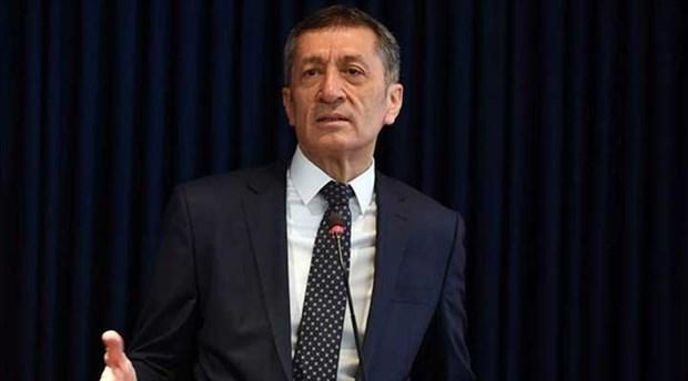 Milli Eğitim Bakanı Ziya Selçuk'tan 'ara tatil' açıklaması