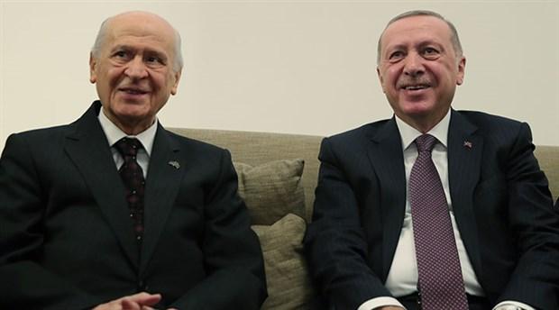 Bahçeli'den Erdoğan'ın EYT açıklamasına destek