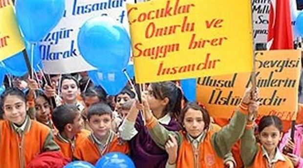 Çocukların hakları ve yetişkin sorumluluğu