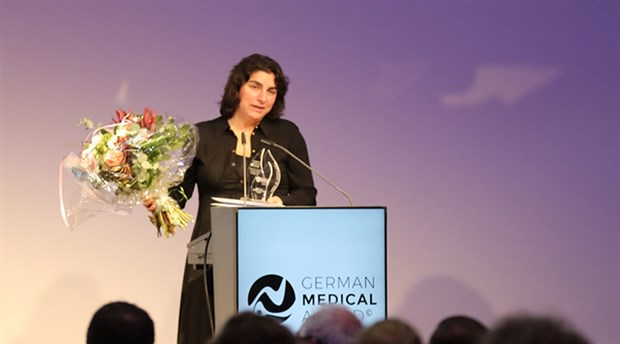 Dr. Dilek Gürsoy'a Almanya'da 'yılın doktoru' ödülü