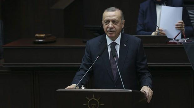 Erdoğan'dan S-400 açıklaması: Trump'a savunma sisteminden vazgeçmeyeceğimizi söyledik
