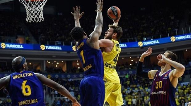 Fenerbahçe Beko, Barselona'ya konuk oluyor