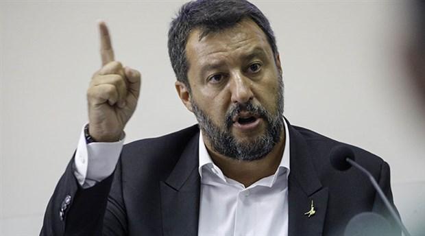 Open Arms gemisinin İtalya'ya girişini yasaklayan Salvini'ye soruşturma