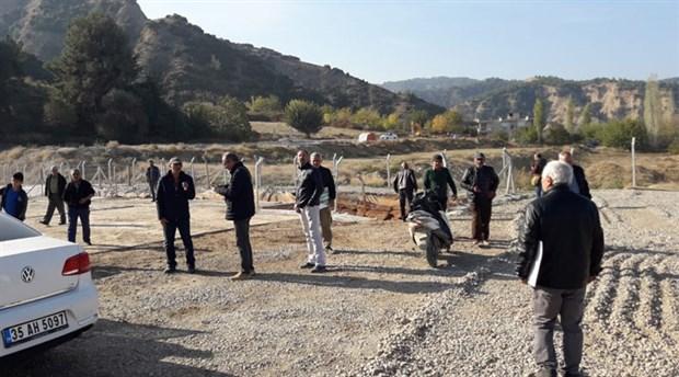 Salihli Hacıbektaşlı'da kritik keşif yapıldı