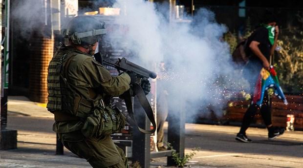 Şili devlet başkanı, orantısız şiddeti kabul etti