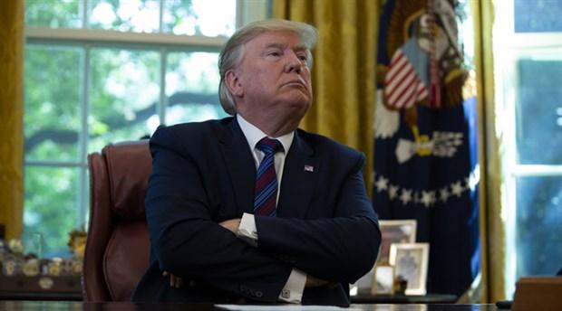 Trump: Powell'a daha düşük faizlerin gerektiğini söyledim