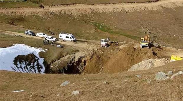 Dipsiz Göl'ün yok edilmesine izin veren 2 müdür ve 1 memur açığa alındı