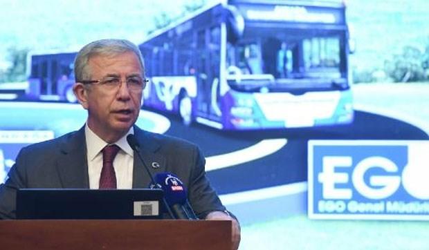 Yavaş: Eski yönetimler Ankara'da toplu taşımayı ihmal etmişler