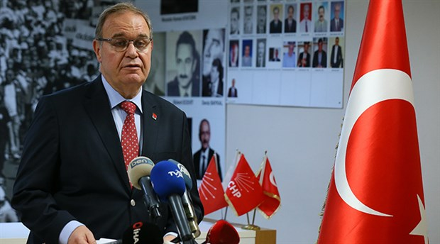 CHP Sözcüsü Öztrak: Bizi dizayn etmeye kimsenin gücü yetmez