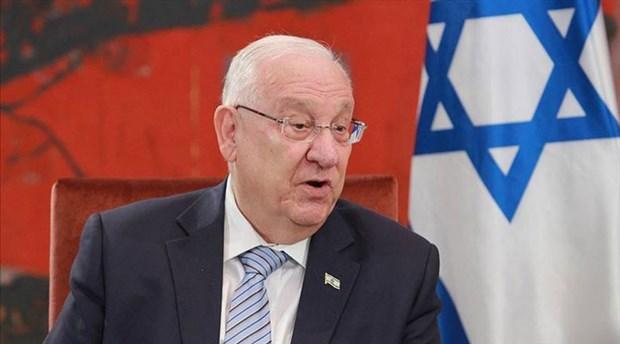 İsrail Cumhurbaşkanı Rivlin, hükümet kurma görevini Meclis'e verdi