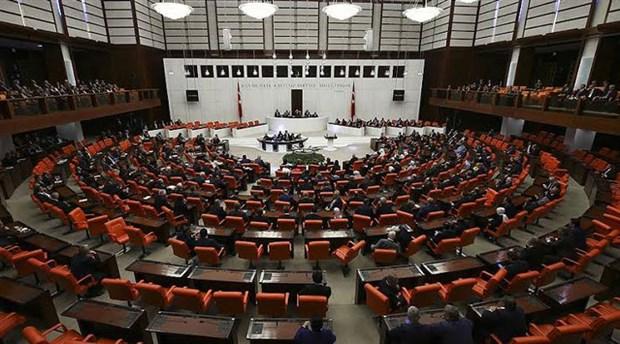 Vergi düzenlemesine ilişkin teklif Meclis'te kabul edildi