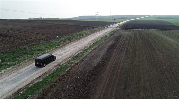 Yargıtay asfaltı söktürdü, sürücüler tedirgin