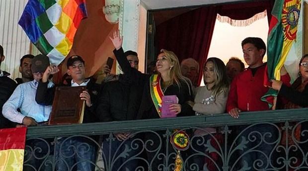 ABD Bolivya'da darbe hükümetini desteklediğini yineledi