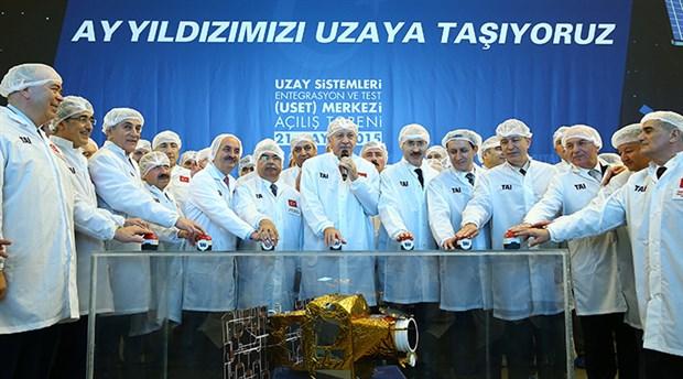 Türkiye Uzay Ajansı kararnamesi Resmi Gazete'de