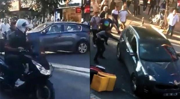 Bakırköy'de arabasını yayaların üzerine süren kişi kendini böyle savundu