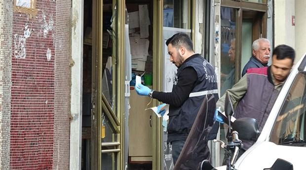 Beyoğlu'nda internet kafeye silahlı saldırı