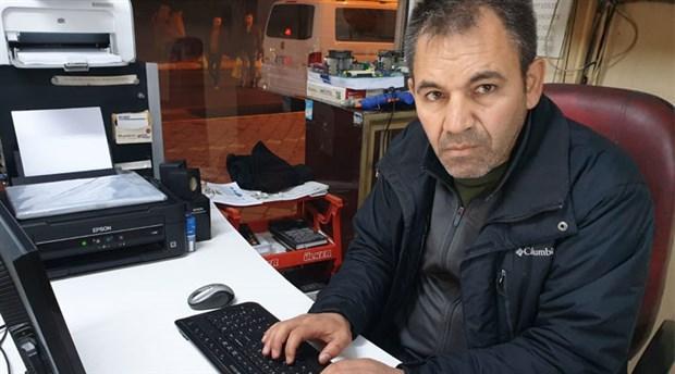 MHP'li vekili eleştiren yerel gazeteciye saldırı