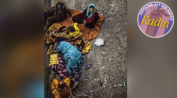 1 milyondan fazla  sığınmacı kadın yok sayılıyor