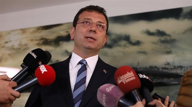 İmamoğlu: CHP olarak kaçak cami yaptık