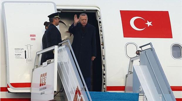 Erdoğan, NATO Liderler Zirvesi için yarın Birleşik Krallık'a gidecek