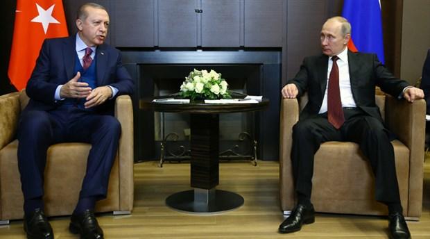Erdoğan-Putin zirvesinin tarihi belli oldu