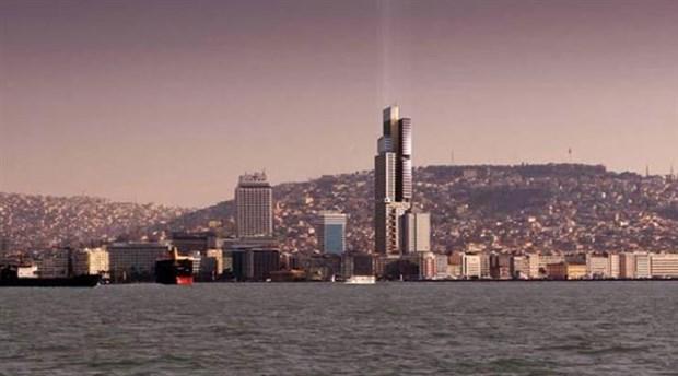 İzmir siluetine 146 metrelik hançer: Konak Belediyesi ve Mimarlar Odası'ndan tepki