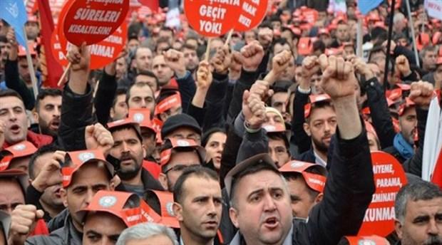 MESS'ten sefalet zammı önerisi: Metal işçisiyle alay ediyor