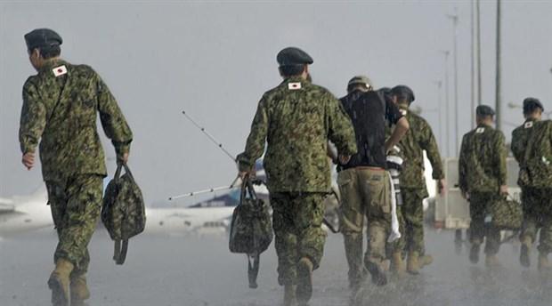 Japonya, Orta Doğu'ya 270 asker gönderiyor